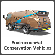 Environmental Conservation Vehicles